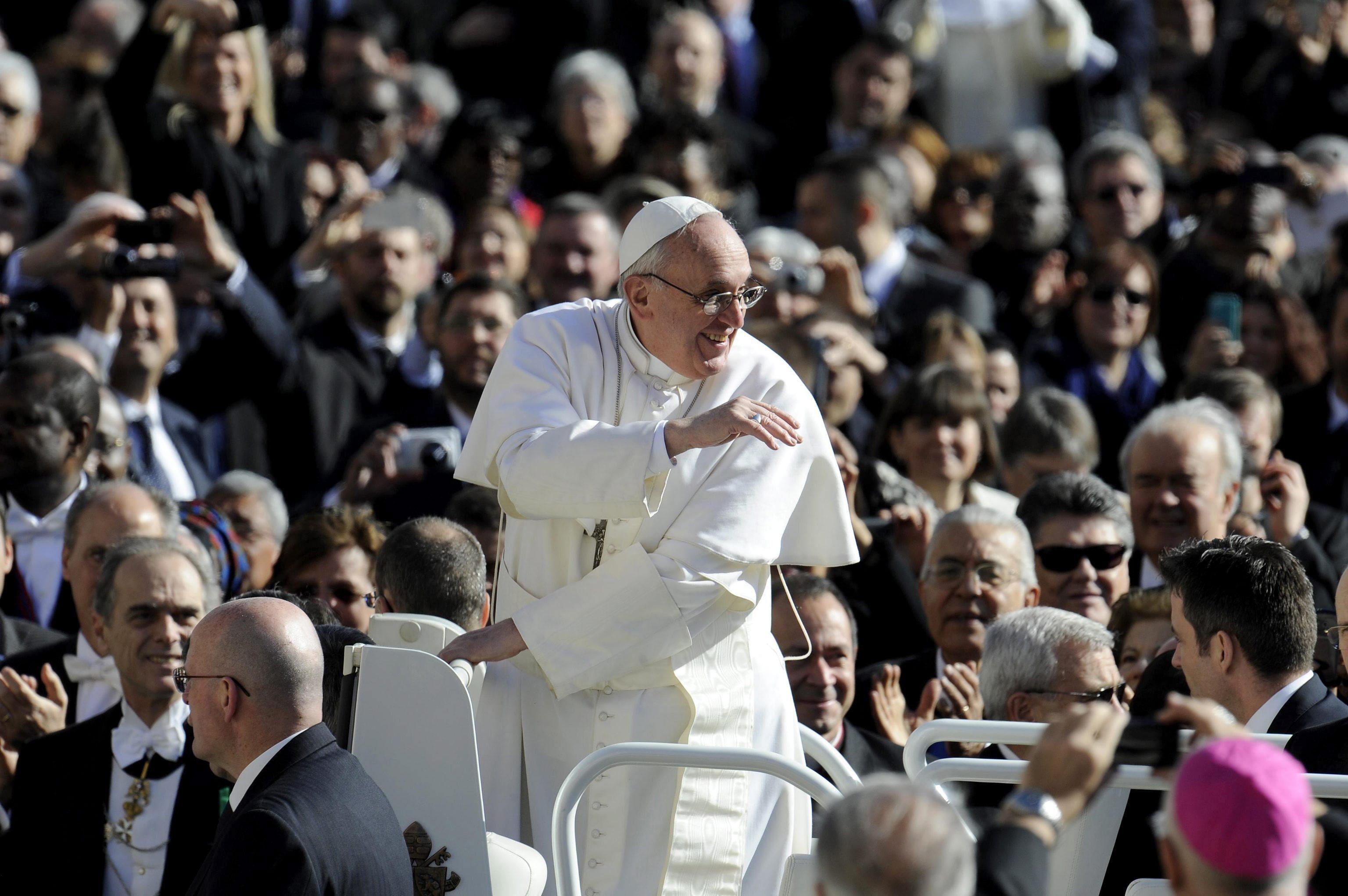 El Papa Francisco gana popularidad inusitada en México