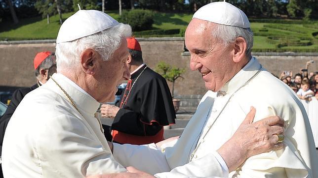 ¿Qué piensa Benedicto XVI de Francisco?