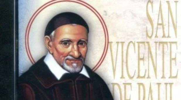 San Vicente de Paúl, corazón de Cristo para el mundo