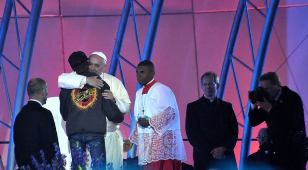 «Papacabana», nuevo libro digital sobre el Papa Francisco en la JMJ