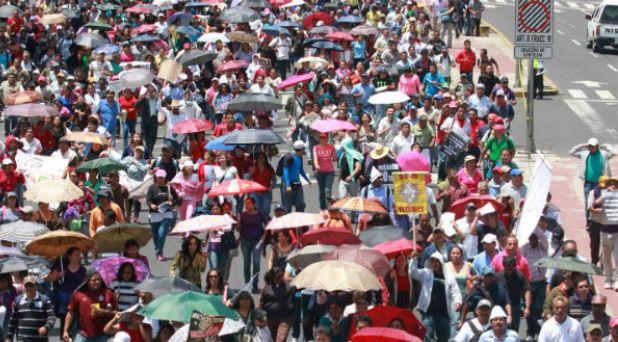 Ante las manifestaciones de la CNTE privilegiar el diálogo: Obispos