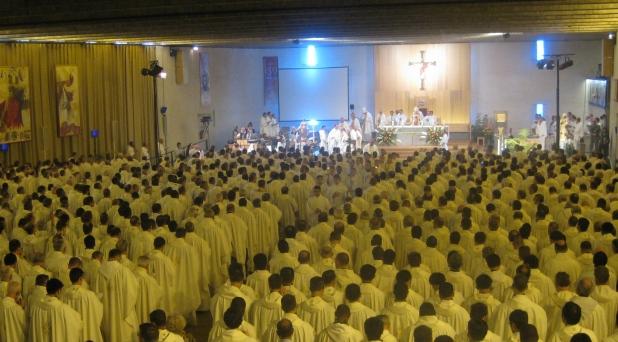 Sacerdotes: ser de nuevo evangelizados y discípulos