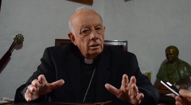Arzobispo exhorta a mantener el anhelo de paz en Michoacán
