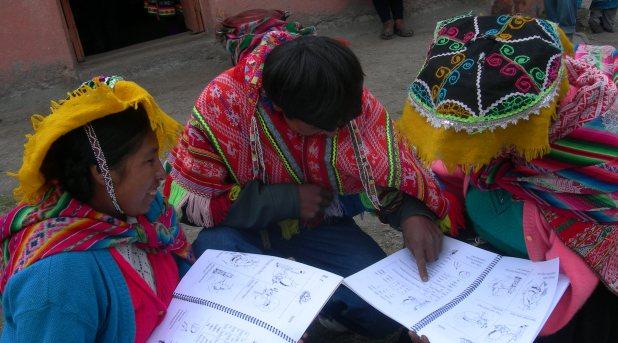 Leer para vivir, un proyecto de alfabetización con la Biblia