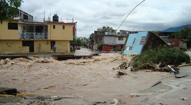 """El Papa envía ayuda a damnificados por tormentas """"Ingrid"""" y """"Manuel"""""""