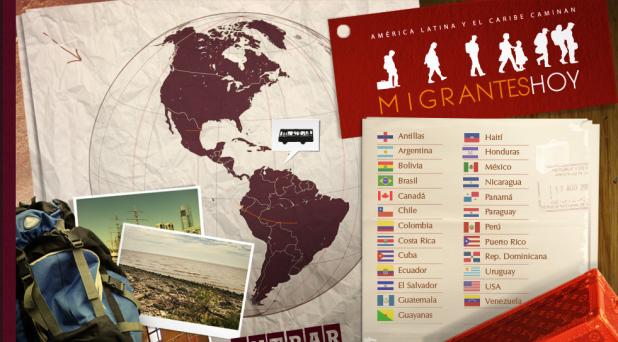 El CELAM pone en línea un portal web para migrantes