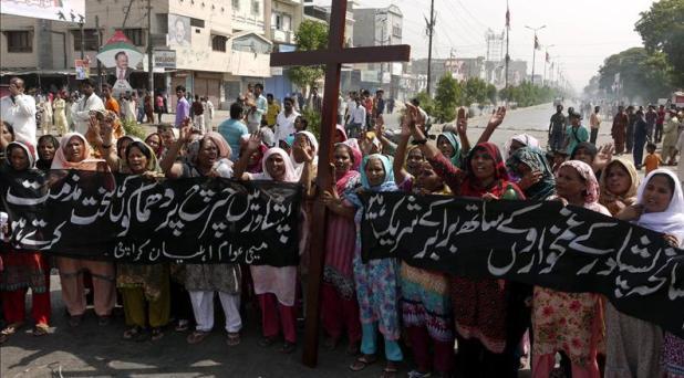 Nuevo atentado contra cristianos en Pakistán