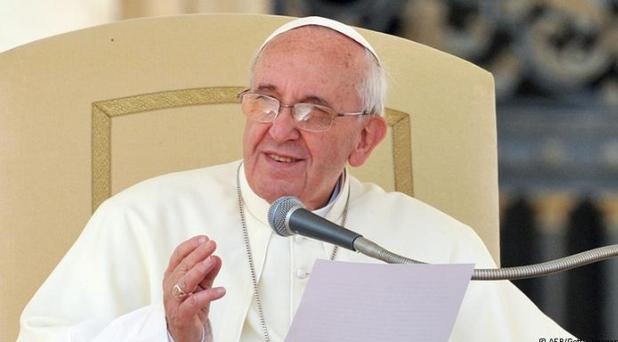 El Papa exhorta a seguir orando por la paz en Siria