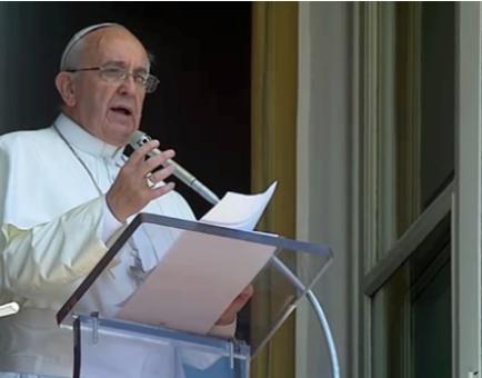 Jesús nos revela el sentido de la historia: Ángelus del Papa