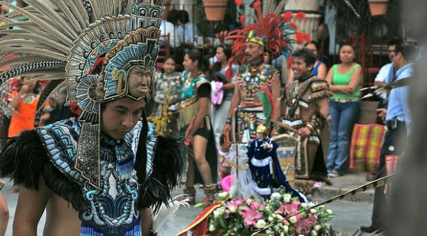 San Miguel de Allende, fiestas sincréticas para el Arcángel