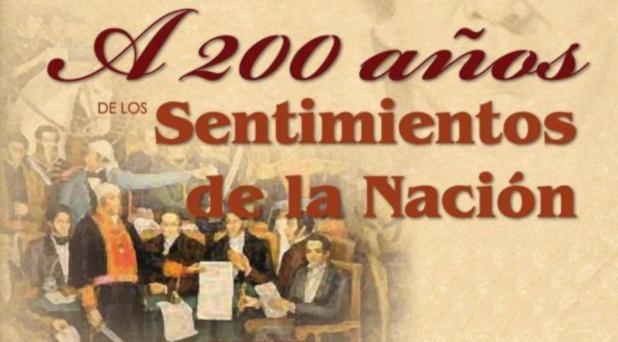 A 200 años de los Sentimientos de la Nación