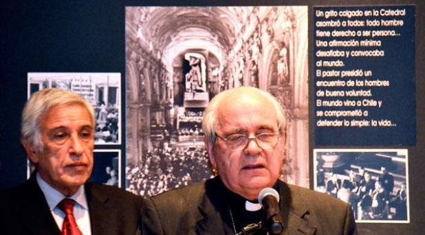 Iglesia en Chile: cuarenta años de defensa de los derechos humanos