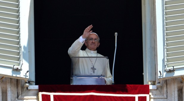 """Ángelus dominical: """"Señor, aumenta en nosotros la fe"""""""