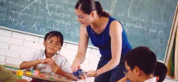 La hermosa vocación de ser maestro