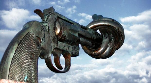 Control de armas: lágrimas y preguntas
