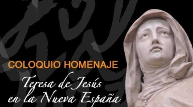 Realizarán coloquio sobre Santa Teresa de Ávila