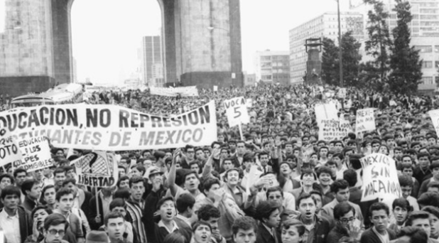 1968-2013 mismas estructuras, mismas represiones