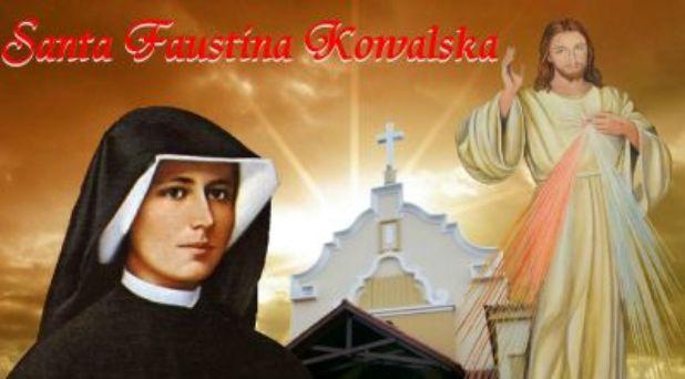 Santa Faustina, vidente de la Divina Misericordia
