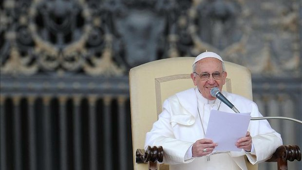 Papa: 'la misa no se paga', 'la redención de Cristo es gratuita'