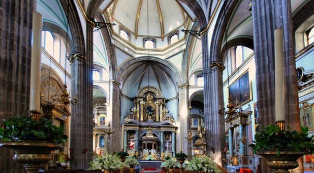 Realizarán Jornada de Arte Sacro en la Ciudad de México