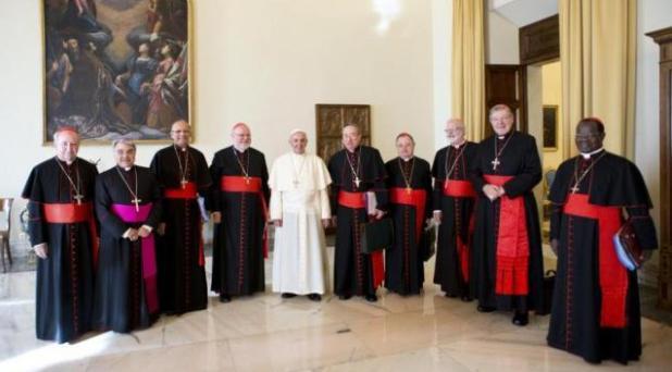 Papa Francisco: la reforma toma forma