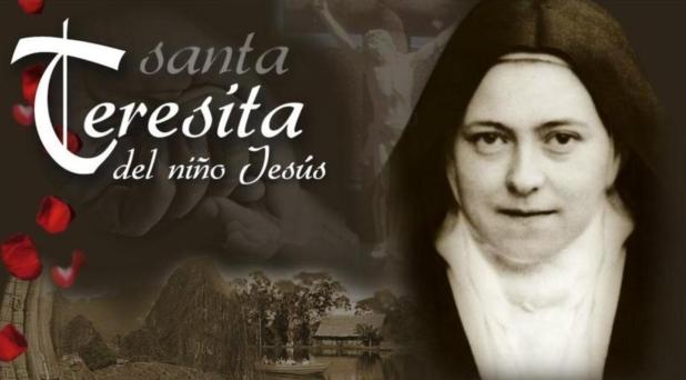 Santa Teresita del Niño Jesús: en el corazón de mi madre la Iglesia, yo seré el amor