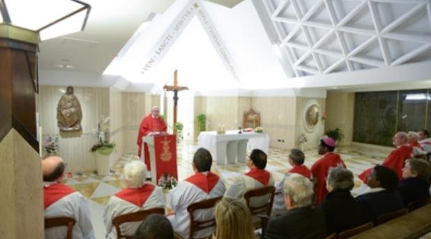 Religiosos ancianos, santuarios de santidad y apostolicidad