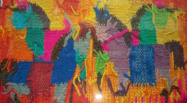 El regalo del tapiz