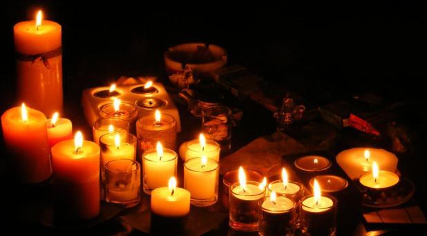"""La """"noche de brujas"""""""