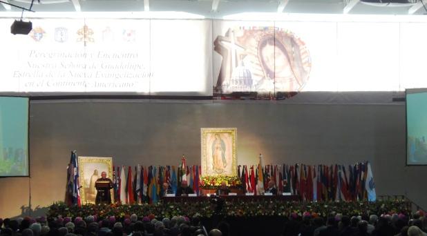 Desde Guadalupe, nuevo impulso a la Misión Continental