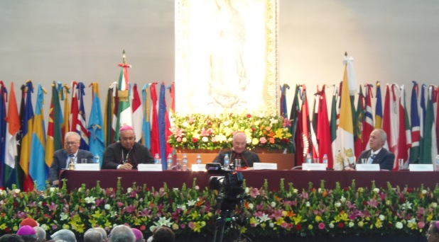 Dio inicio el Congreso sobre Nueva Evangelización en la Basílica de Guadalupe