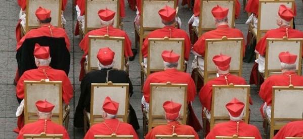Francisco nombra cinco cardenales para repensar la humildad