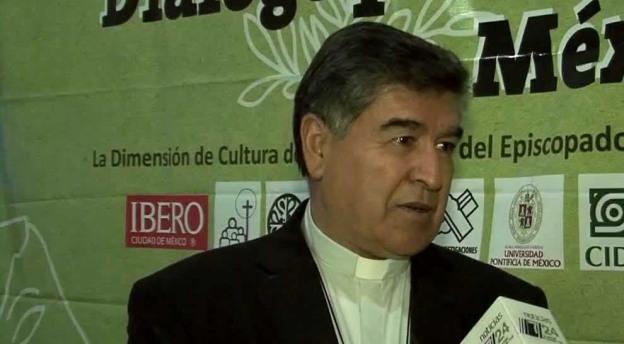 """""""Tenemos una luz que ofrecer a la sociedad"""": obispo Arizmendi"""