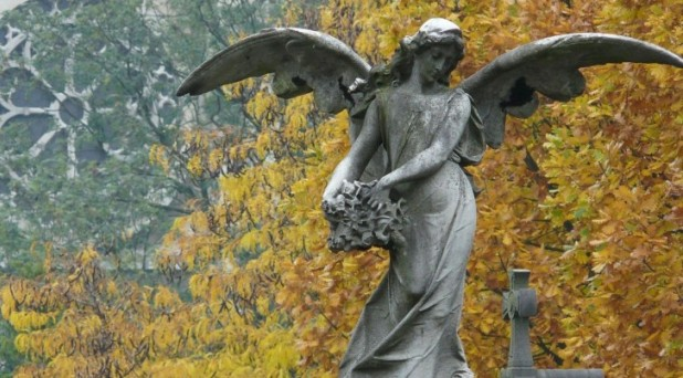 Pinceladas: La estatua abandonada