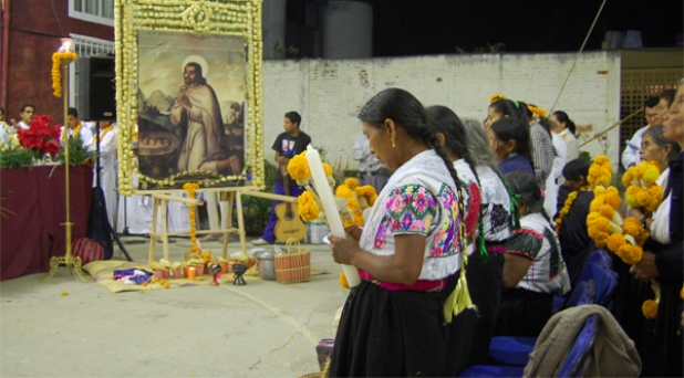 Lenguas indígenas en la liturgia