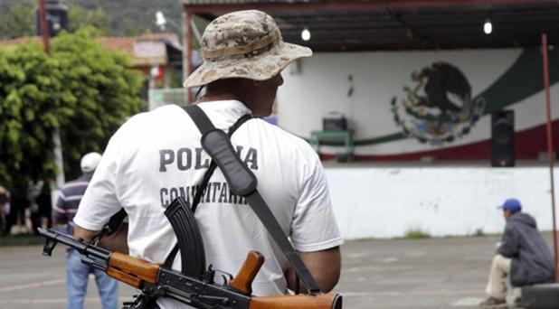 Grupos de autodefensa en México: Síntoma de un país en crisis