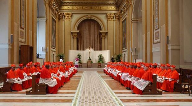 Cardenales periféricos de Francisco