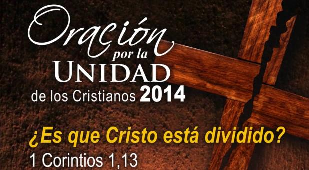 En marcha la Semana de Oración por la Unidad de los Cristianos