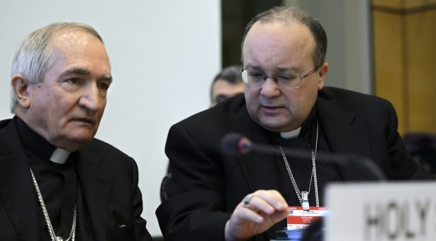 La Iglesia, la ONU y el abuso de menores