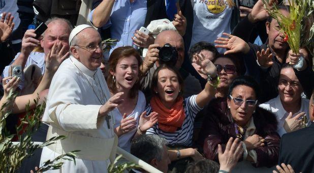 ¡Dios es joven! Nuevo libro del Papa Francisco