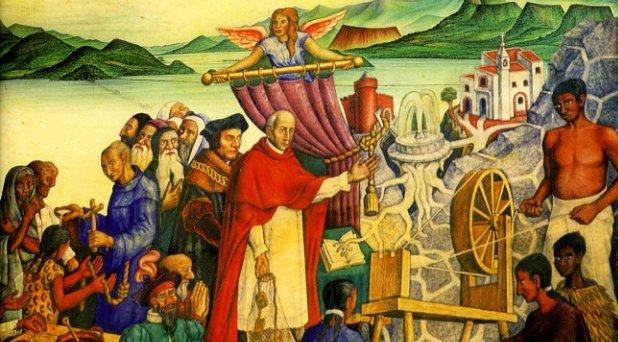 Se cumplieron 499 años del fallecimiento de Vasco de Quiroga