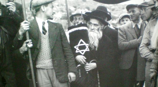 El hijo del rabino