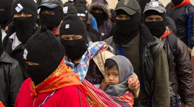 La voz del EZLN sigue siendo importante para promover el desarrollo de los pueblos indígenas