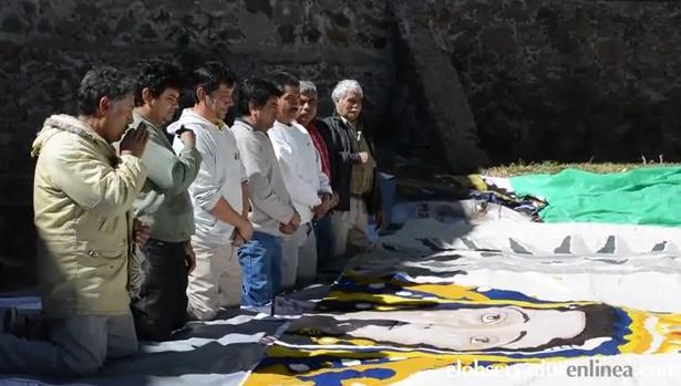 Los artesanos de la Virgen: Nuestra Señora de los Dolores de Soriano
