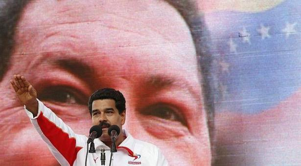 La sombra de Chávez