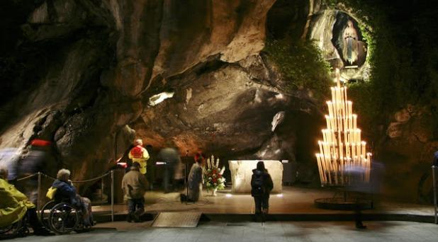 La Virgen de Lourdes y la Jornada Mundial del Enfermo