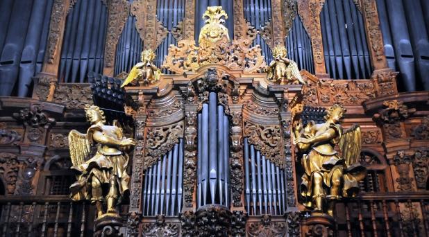 Órganos de Catedral: Voz restaurada