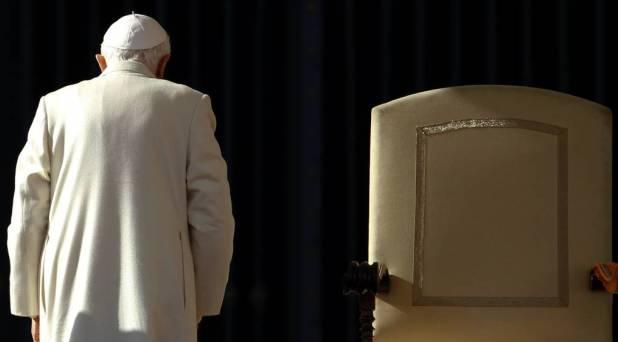 A un año de su renuncia. Benedicto XVI, el Papa incomprendido