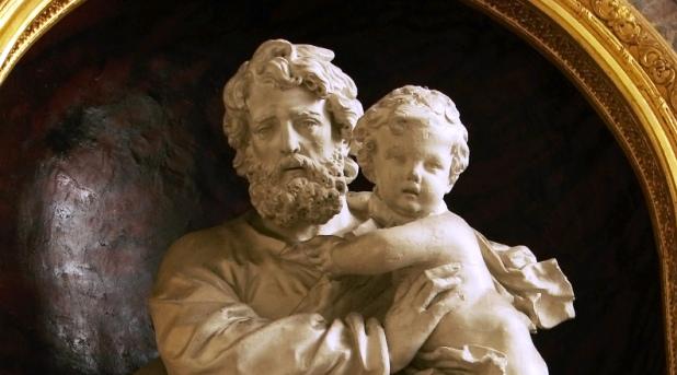 """San José, """"educador de Jesús"""""""