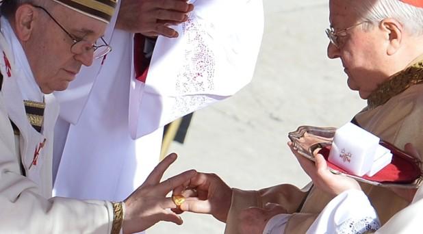 Primer año del papa Francisco. Repetidores (II)